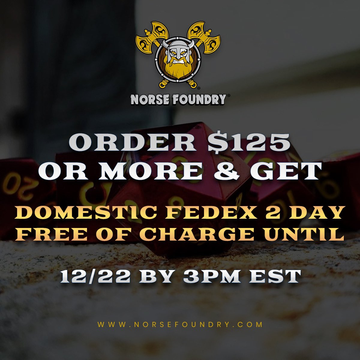 Norse Foundry Norsefoundry Twitter We seek to enhance your gaming experience & provide quality accessories to invoke imagination & memorable moments. norse foundry norsefoundry twitter