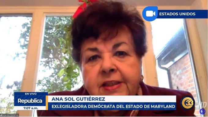 Ana Sol Gutiérrez: Acuerdos de Asilo no ha funcionado en otros países