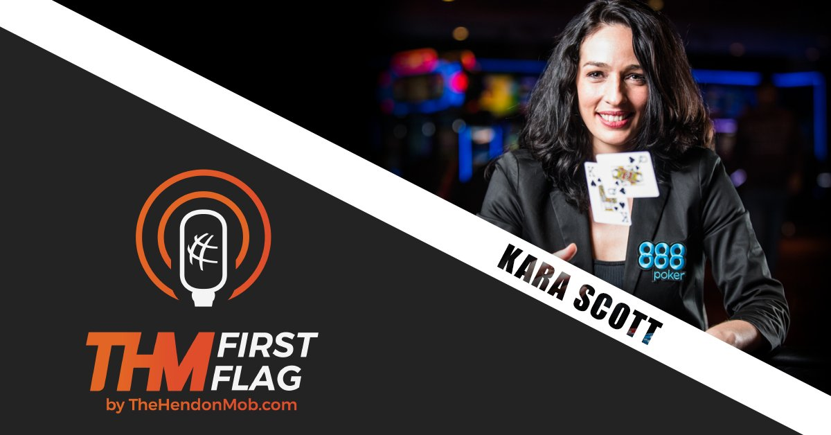 🔊 @888poker's @KaraOTR joins us on this edition of #FirstFlag. Kara talks about her first Hendon line, her actual First Flag collected during the WSOP Main Event  🔸 Apple Podcast: https://t.co/YacQ4oa114 🔸 Spotify: https://t.co/Xnm2UdYDHO 🔸 GPITHM: https://t.co/6cVyDCiSEB https://t.co/b38P3sowbC