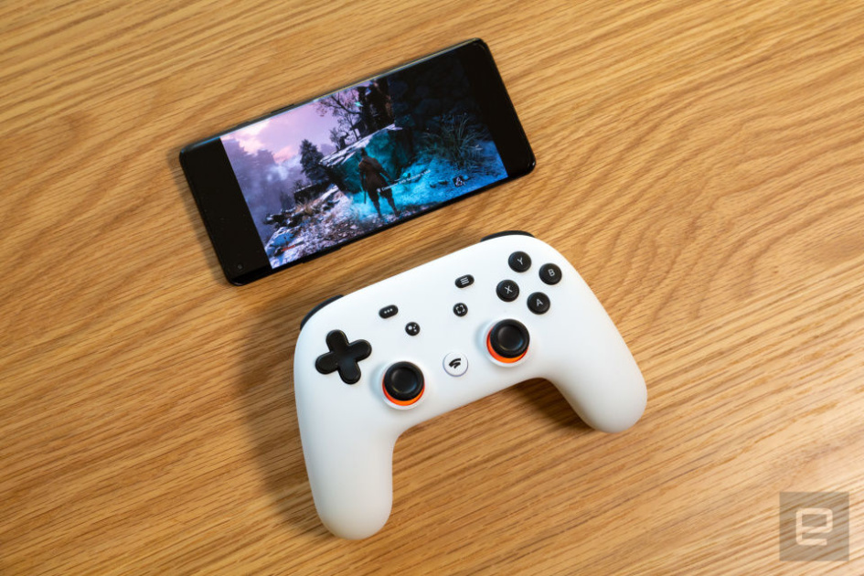 Google's latest Stadia push is a commitment-free 30-minute trial
