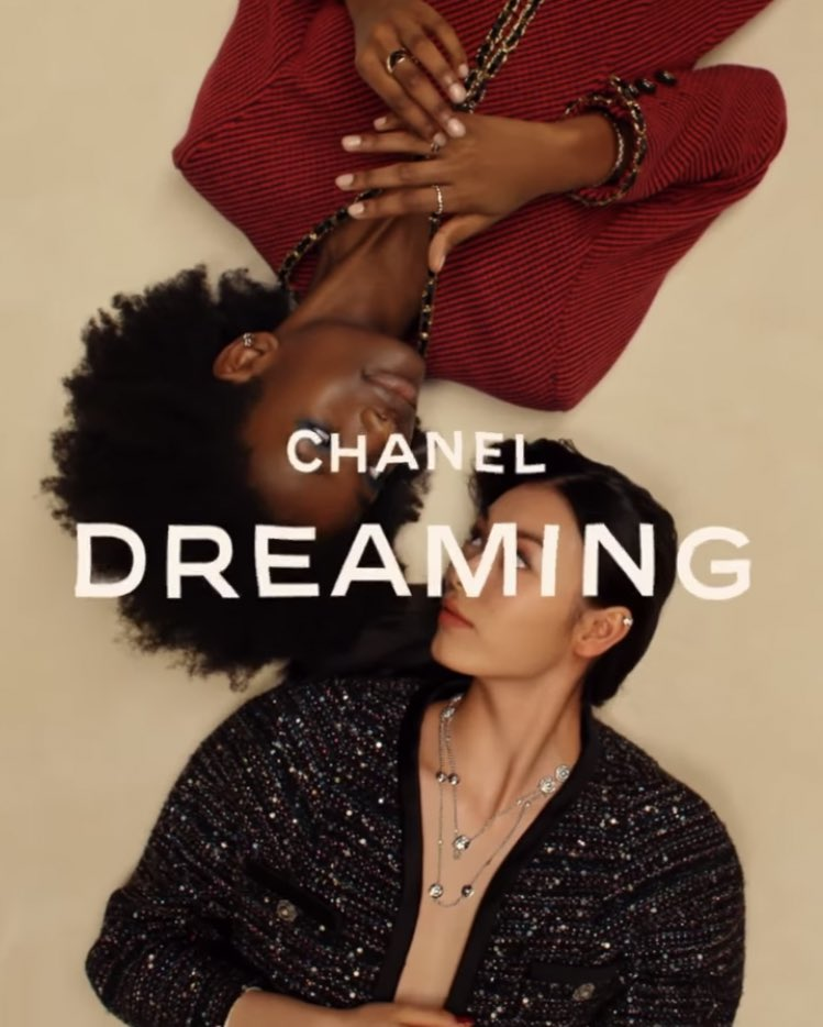 #CHANELFineJewelry #CHANELDREAMING
