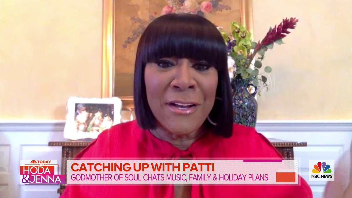 """We're catching up with the one and only @MsPattiPatti who talks to us all about her rise to fame and how she built her successful career, """"I always knew my talent, whatever it was, was special."""""""