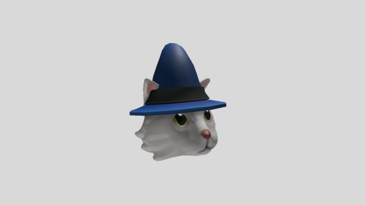"Bloxy News ⛄🎄 on Twitter: ""😼🧙‍♂️ NEW PROMOCODE 🧙‍♂️😼 Head to  https://t.co/7qVdjgwkZW and enter the code ""TRUASIACAT2020"" to receive the  FREE White Cat Wizard accessory for your #Roblox avatar!…  https://t.co/xcR7QX9B1r"""