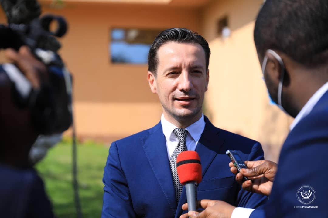 mediacongo.net - Actualités - Attaque d'un convoi du PAM à Nyiragongo :  l'ambassadeur italien Luca Attanasio est décédé des suites de ses blessures