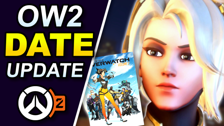 Master Ian Gamer - New information relating to Overwatch 2's possible release date has been revealed by Jeff Kaplan and the upcoming Art of Overwatch book.  Check out my thoughts on it could mean in my latest video! -->