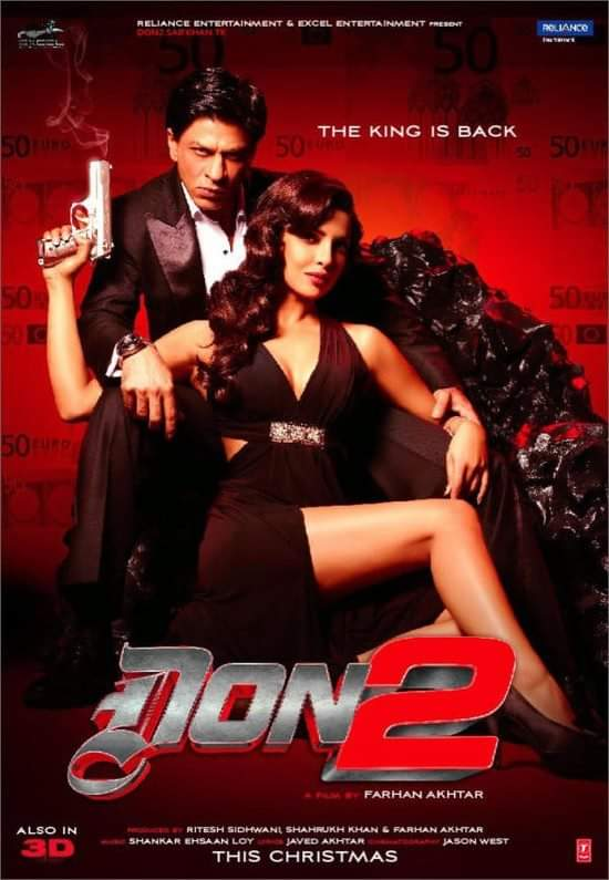 Celebrating 9 year's journey completed #Don2 . Ab mujhe koi nehi rok sakta..  #9YearsOfDon2