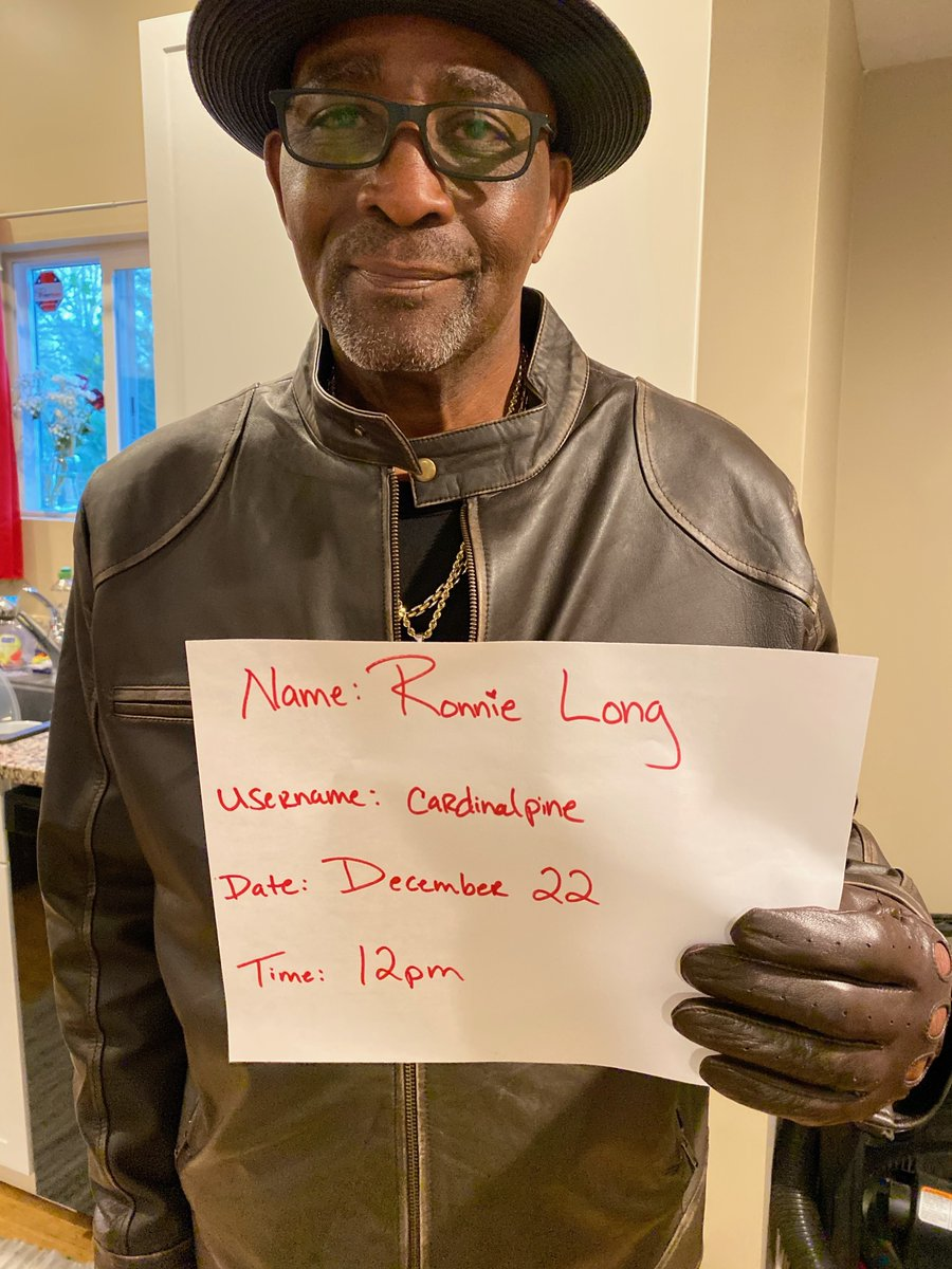 TODAY AT NOON: Ronnie Long was wrongfully convicted and spent 44 years of his life in prison. He was just pardoned last week in NC.  @CardinalAndPine is hosting an AMA with him on @reddit in just a few moments.   Join in right here: ?