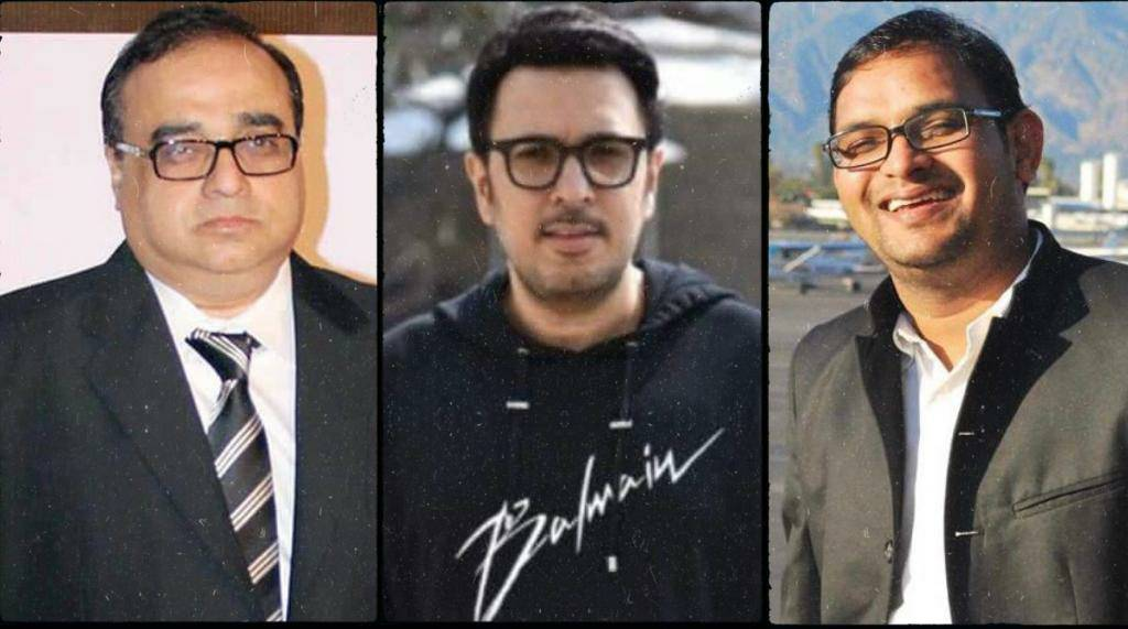 #RajkumarSantoshi, #DineshVijan & #MahaveerJain join hands for a 7-episode series that will highlight valour, values & culture of India as a part of #ChangeWithin initiative launched by film fraternity in 2019.