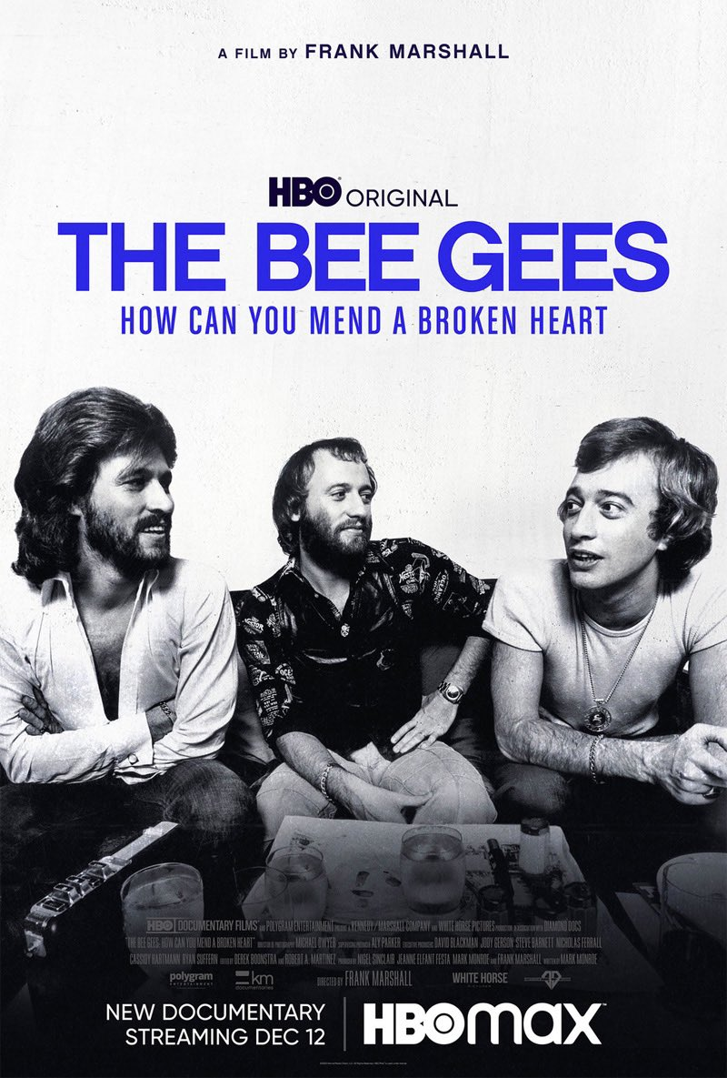 I thoroughly enjoyed watching the @hbo / @hbomax documentary, The Bee Gees: How Do You Mend A Broken Heart. 🔥🎼🔥  The music. The memories. The hits. They were so much more than just disco. Their impactful legacy lives on. @BeeGees #BeeGeesDoc #BeeGeesHBO #BeeGeesFilm #BeeGees