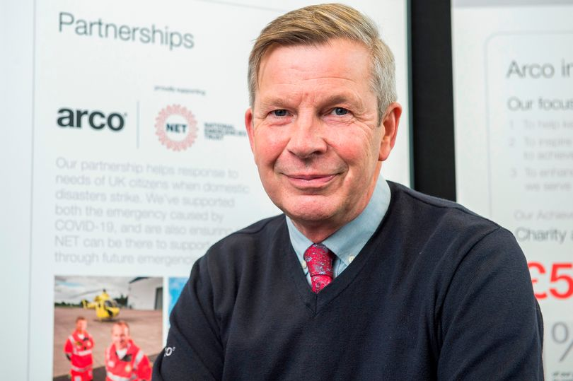 From Westminster PPE frustration to royal approval for timely expansion - Arco MD David Evison opens up on 2020: https://t.co/gcePQ5Be9j https://t.co/Gifcqa0Lmy