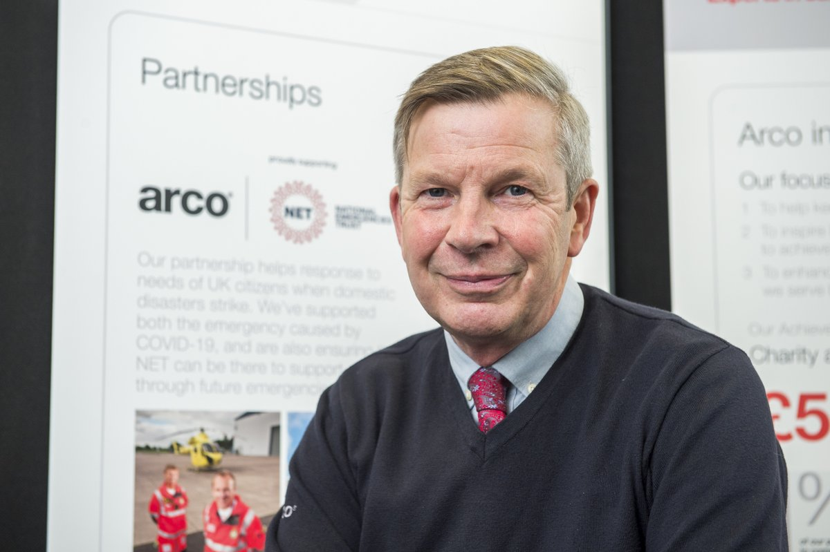 Managing Director David Evison reflects on Arco's year, commenting on the expertise and commitment from our people, our COVID-19 response, support for the communities we operate in as well as the investments we've made. #investment #KeepingPeopleSafe https://t.co/9M5qcwnSq8 https://t.co/vhsZPBjSU8