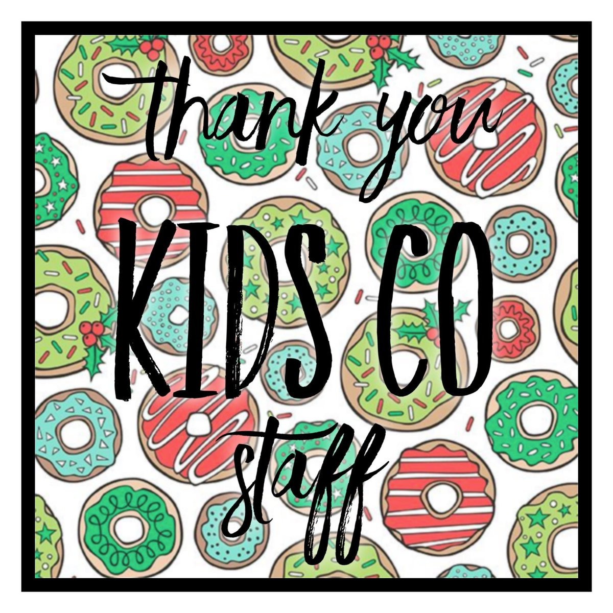 Donuts were delivered today to Kids Co staff  around the district on behalf of PLSEA as a thank you for all the work they have been doing this year, especially during distance learning! Kids Co staff, you are greatly appreciated! #TogetherWeWork #amazingstaff