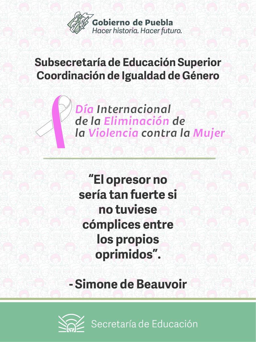Es misión de todas y todos denunciar cualquier tipo de violencia. Únete a los #16DíasDeActivismo 🧡