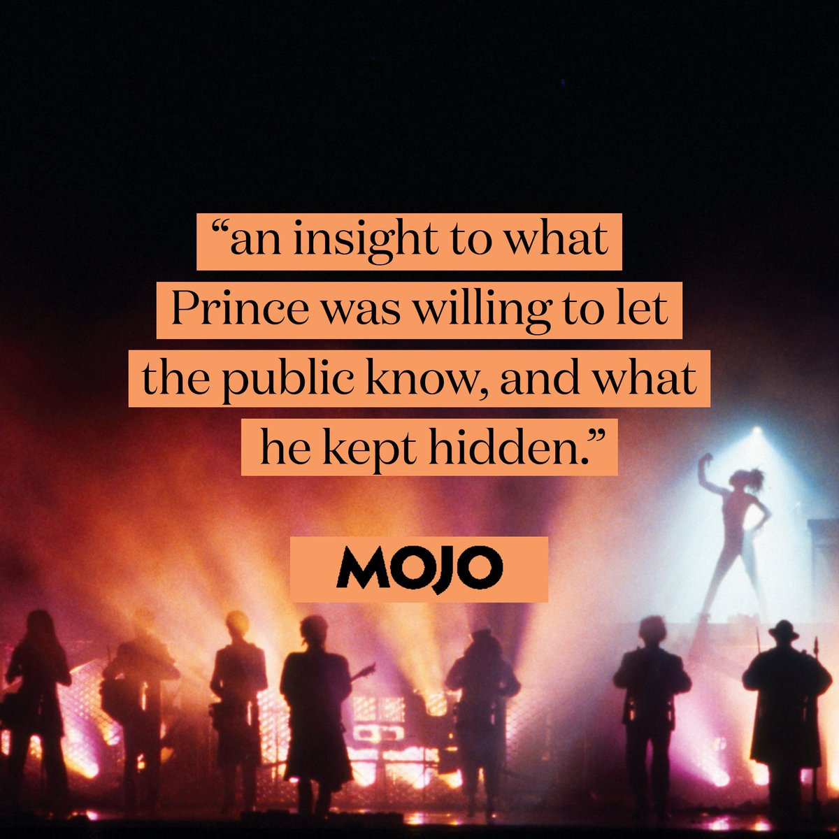 """Speaking to MOJO about the 94-track #PrinceSOTT Super Deluxe Edition, engineer Susan Rogers said the collection is """"an insight to what Prince was willing to let the public know, and what he kept hidden."""""""