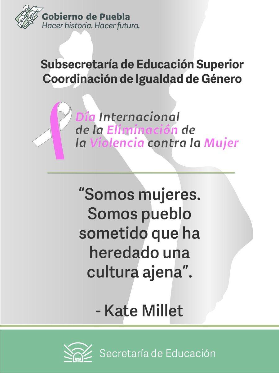 Los #16DíasDeActivismo se transforman en acciones continuas para promover una sociedad sin violencia para niñas y mujeres.   #PintaElMundoDeNaranja #ActúaVsLaViolencia