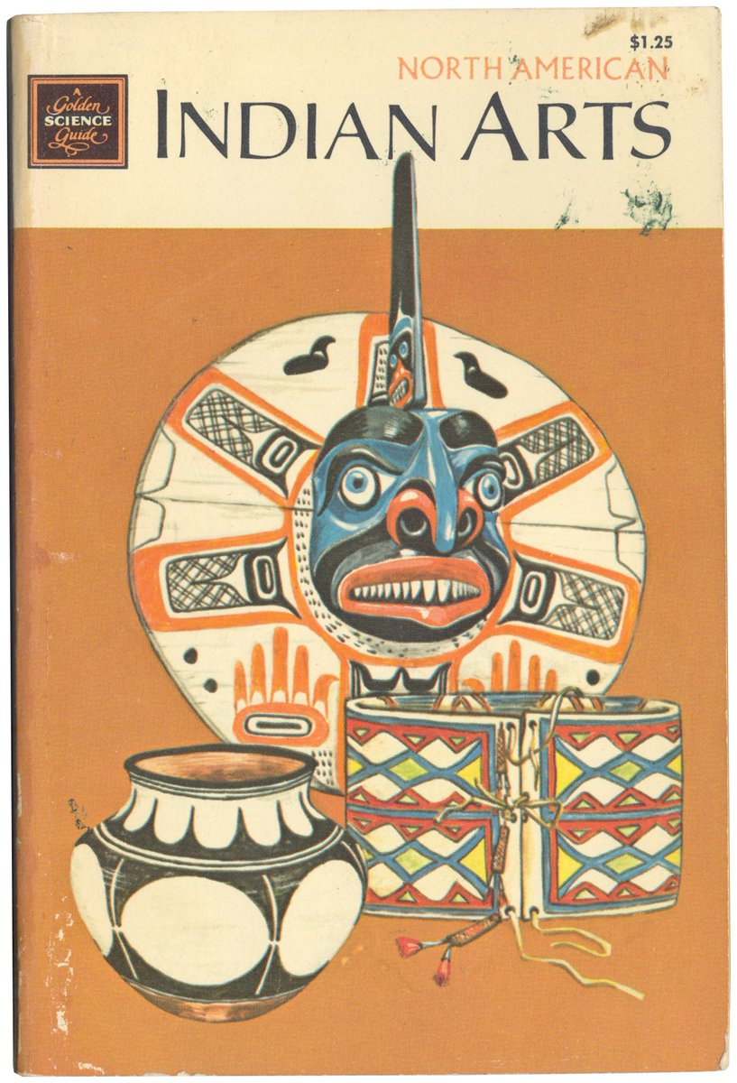 I just listed: 'North American Indian Arts', for 9.97 via @amazon  #nativeamericanheritageday #Indians #Crafts #Vintage #BlueMarbleBounty
