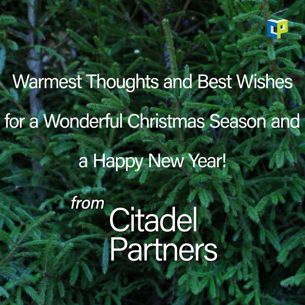 test Twitter Media - Warmest Thoughts and Best Wishes for a Wonderful Christmas Season and a Happy New Year!  #Christmas2020 #citadelpartners #DallasCommercialRealEstate #family https://t.co/Ph63lZcuFn