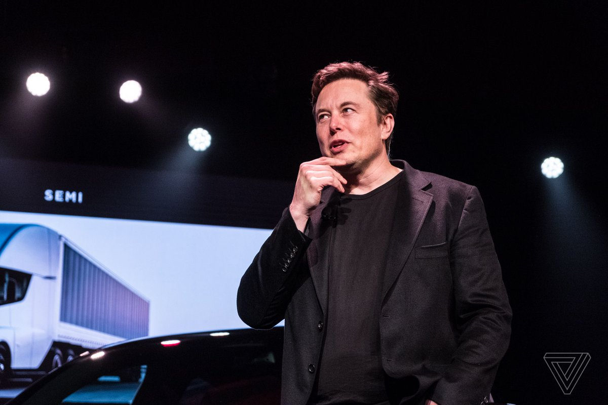 Elon Musk says Apple refused a meeting to acquire Tesla