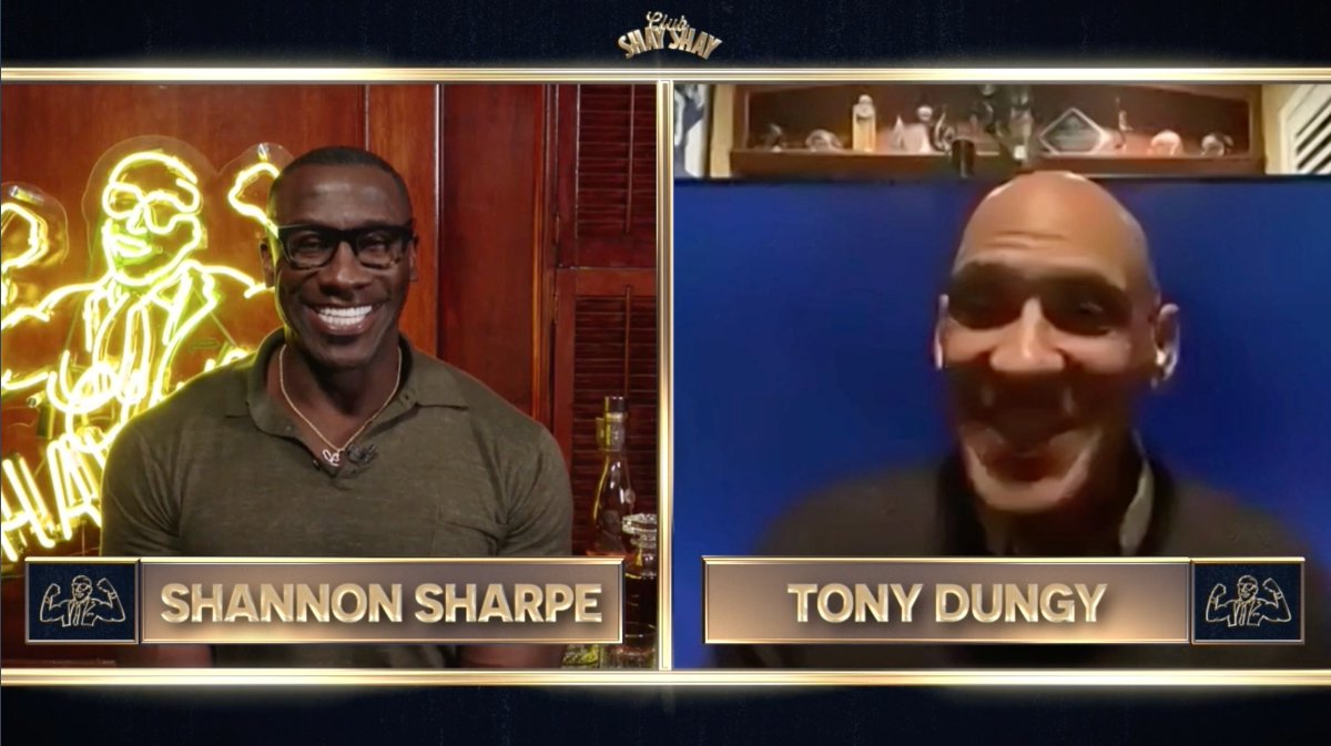 """.@TonyDungy defends putting Tom Brady at No. 6 as his toughest QB to coach against:  """"Who I put ahead of Tom Brady: Aaron Rodgers, John Elway, Steve Young, guys who could move. Not to say Tom wasn't great, but that extra dimension meant something to me."""""""