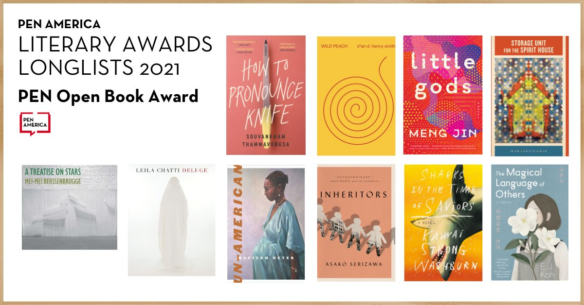"""test Twitter Media - Congratulations to Hafizah Geter, whose amazing debut collection """"Un-American"""" is Longlisted for PEN's Open Book Award. @RhetoricAndThis @kellyforsythe_  #AmericanPoetry #DebutBook #BookAwards https://t.co/jxHBrQXZ6o https://t.co/YDz77C0F6H"""