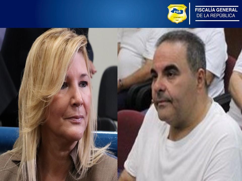 Enriquecimiento ilícito de Saca y su esposa supera los $5 millones
