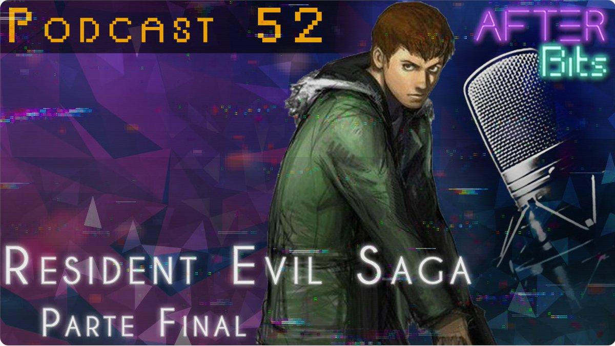 🎙️🎙️🎙️¡Ya es día de podcast! Esta es la última parte de Resident Evil donde hablamos del universo mas allá de los videojuegos y que tanto impacto tienen con la cronología. ¡¡Agárrate la botana y amonos!!