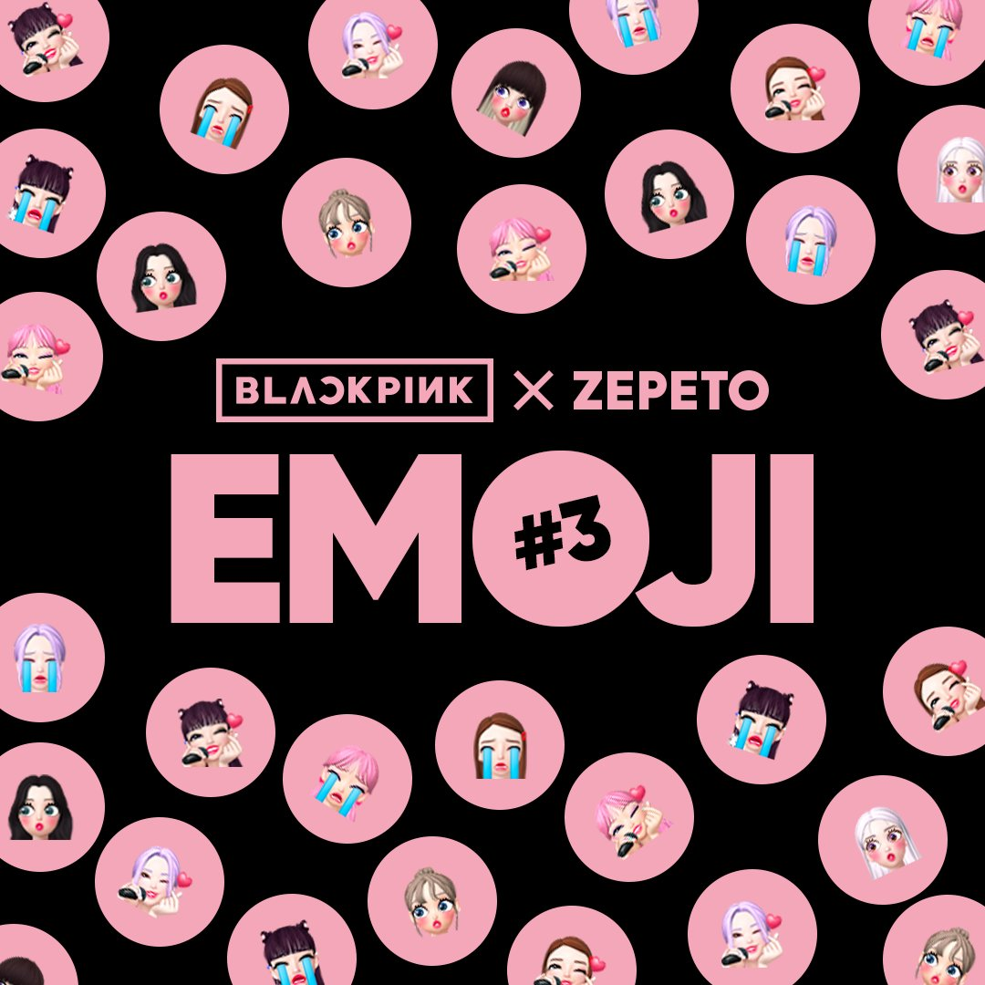 Send your message to #BLACKPINK with diverse emojis expressions✉ →   #블랙핑크 #PALMSTAGE #THESHOW #LIVESTREAMCONCERT #ZEPETO #YOUTUBEMUSIC #YOUTUBE #YG