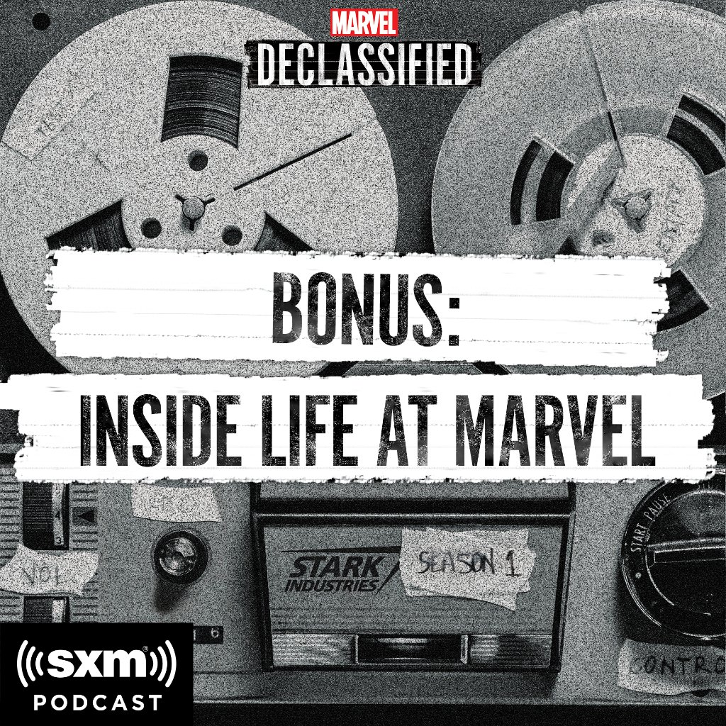 Marvel: What was it like working at Marvel in 80s and 90s? Take a peek behind the curtain with writer Christopher Priest in a new episode of #MarvelsDeclassified, only on @SiriusXM: