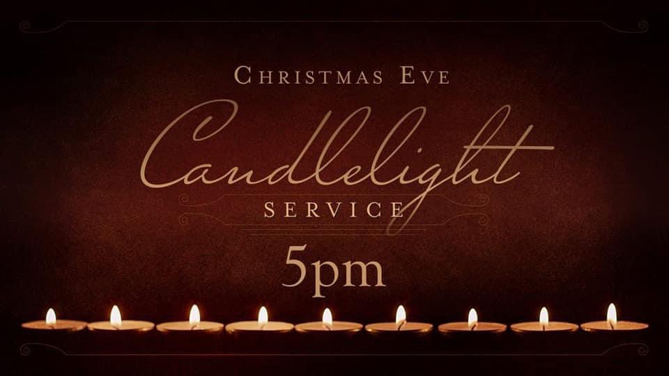 Join us Christmas Eve at 5:00 pm for our annual service of Lessons and Carols.  Scripture, carols, piano, brass, and the good news of Christ Jesus—the Word made flesh.  Come and join us!  In-person or live stream: