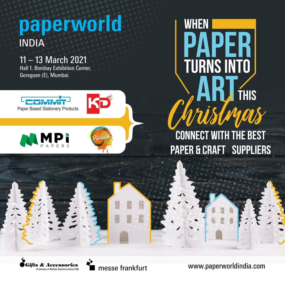 Vendors At Ix Christmas Connection 2021 Paperworld India On Twitter Hellodecember Christmasseason Connect Network Grow Your Business Visit The Show From 11 13 March 2021 Bombay Exhibition Center Mumbai Visit Our Website Https T Co Ycsx4lfexn Christmastime Christmas
