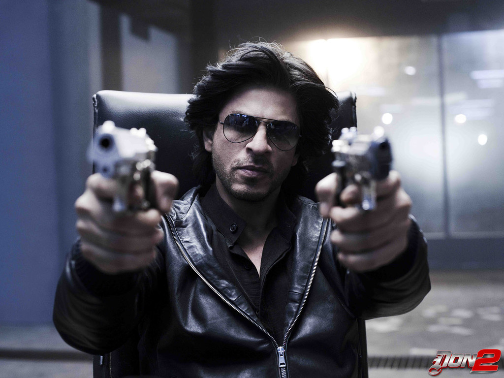 Replying to @iamarj555: RT @SRKUniverse: Dare you mess with Don! #9YearsOfDon2