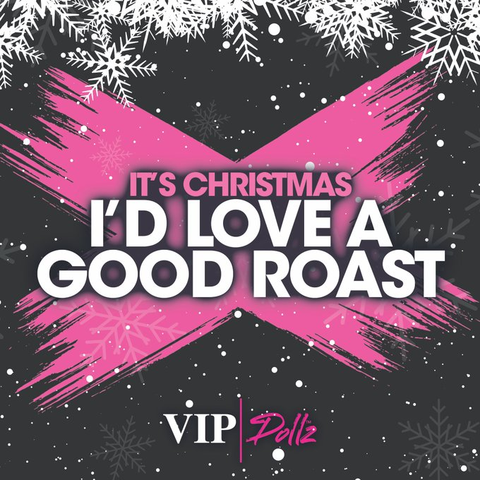 Awwwww I do love a good roast 😂🙌🏼 @VIPDollz @VIPDollz make your account today it's FREE! https://t.co/9gacHrPjR1
