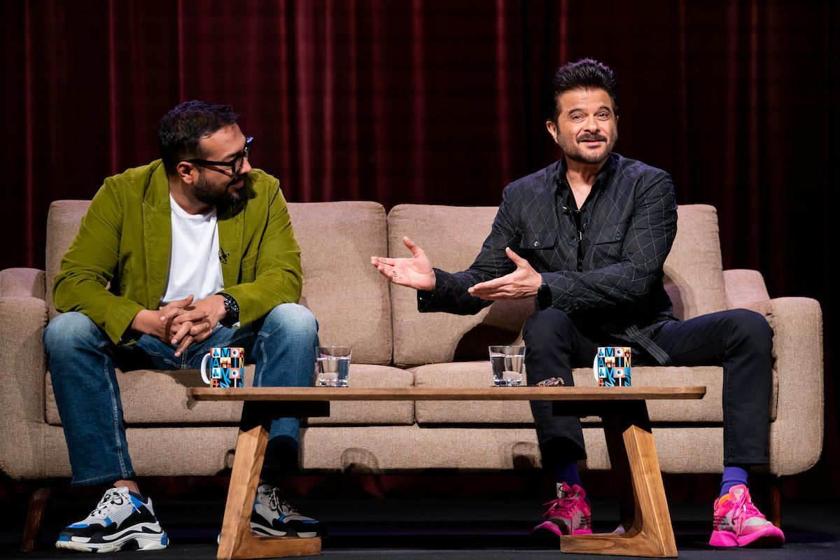 Join @VikramMotwane, @AnilKapoor & @anuragkashyap72 in conversation with Danny Boyle about their new @NetflixFilm comedy thriller, AK vs AK.   Set reminder for Mon 28 Dec at 7pm GMT #BFIatHome