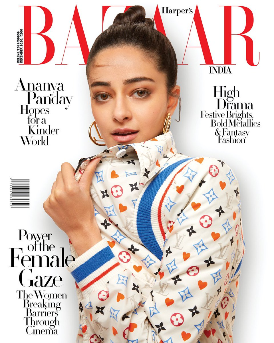 Replying to @ananyapandayy: kindness is cool ✌🏻 @BazaarIndia
