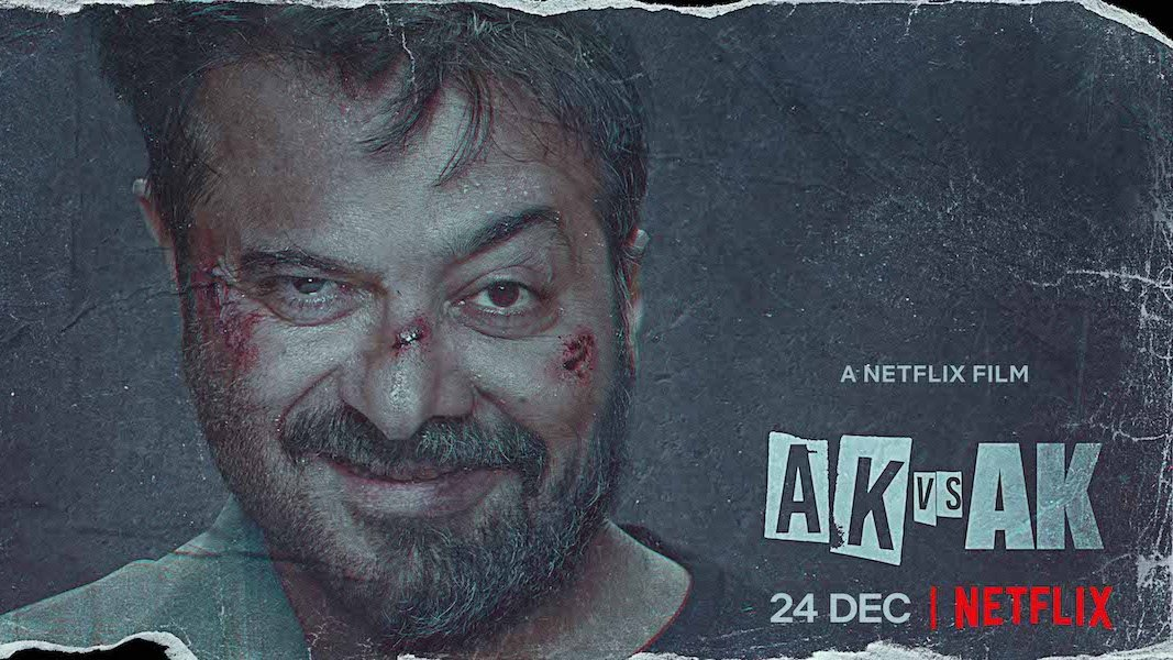.@BFI presents AK vs AK Q&A as director #DannyBoyle interviews director @VikramMotwane & actors @AnilKapoor & @anuragkashyap72 about their new comedy thriller. Tune in on Mon 28 Dec at 7pm on BFI's YouTube #BFIatHome