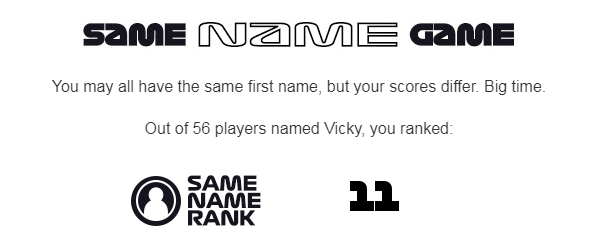 It seems I was the 11th best Vicky in #F1Fantasy this season. I'm taking this as a win over the 45 Vickys below me AND the 10 above me, as surely this means I get free tyre choice for next season. 😉 #F1 https://t.co/fe8qQ7cJzS