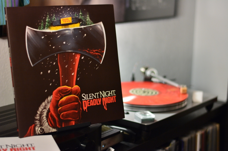 Morgan Ames – Silent Night, Deadly Night 2020 #RSD20 #vinyl #nowSpinning #NowPlaying #np