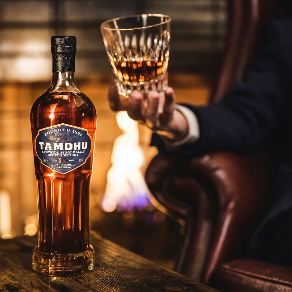 From all at Tamdhu,  We'd like to wish you and yours only the best this Christmas. 🎄 🥃 https://t.co/uief6xAmkO