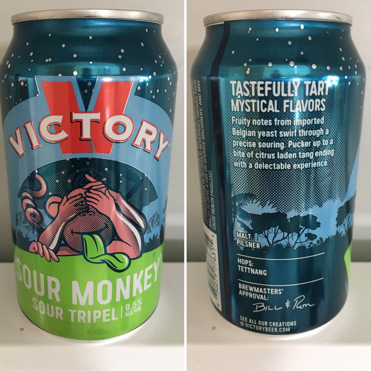 @VictoryBeer Sour Monkey #canmuseum
