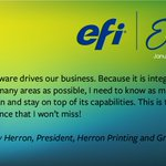 Image for the Tweet beginning: Why attend #EFIEngage 2021? Hear