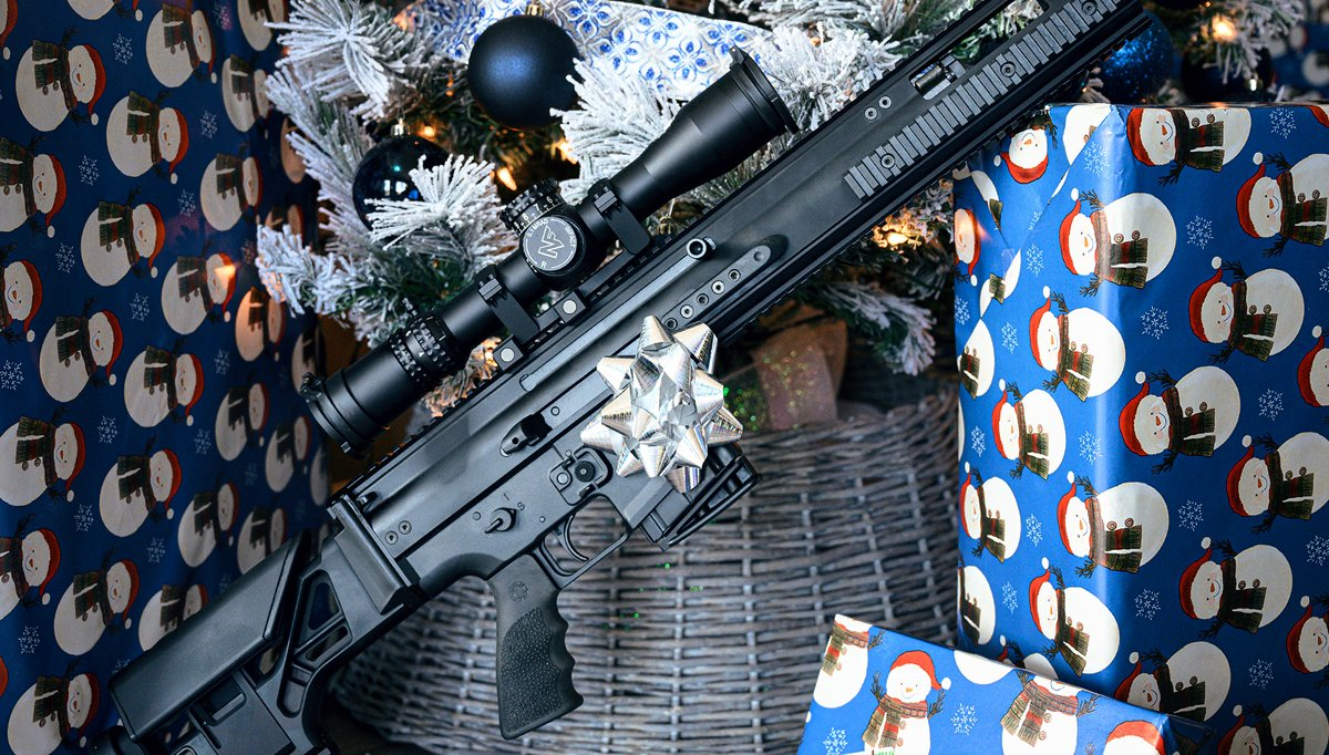 Replying to @FN_America: RT if you wouldn't mind finding one of these under your tree this Christmas. #FNSCAR20S