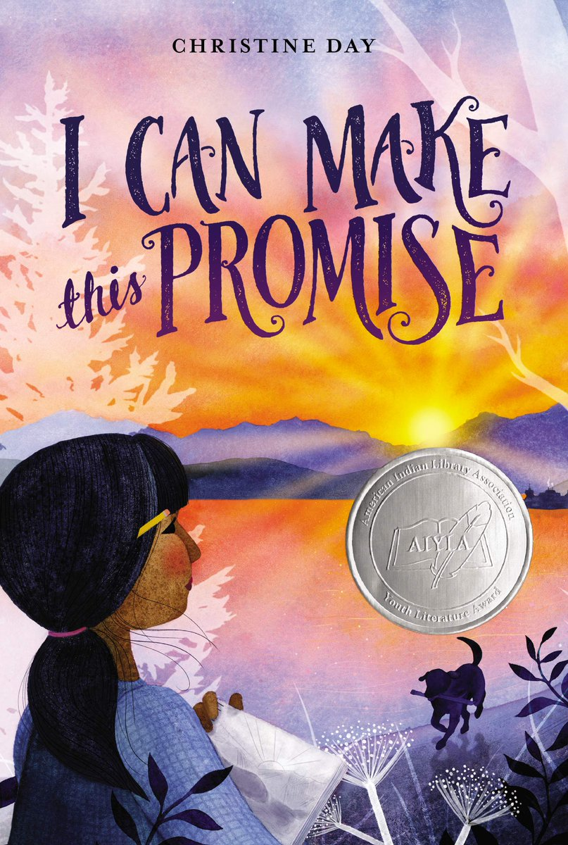Coming Soon ~ A heart warming middle grade novel, #TheSeainWinter @ByChristineDay, (Upper Skagit). Order for Jan 2021. Author of award-winning #ICanMakethisPromise. Cover Art by @MichaelaGoade (Tlingit).   @GoodMindsBooks.  #IndigenousReads