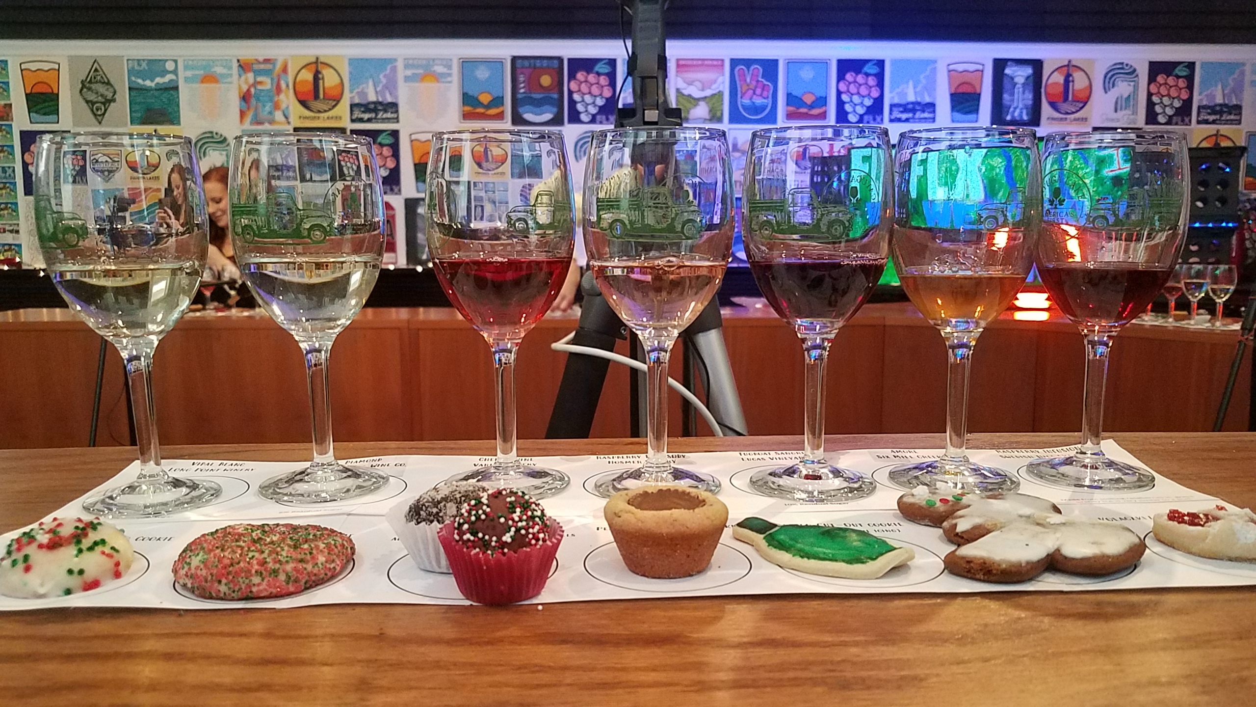 FLX WEEKLY: Pairing wine with Christmas cookies (podcasts)