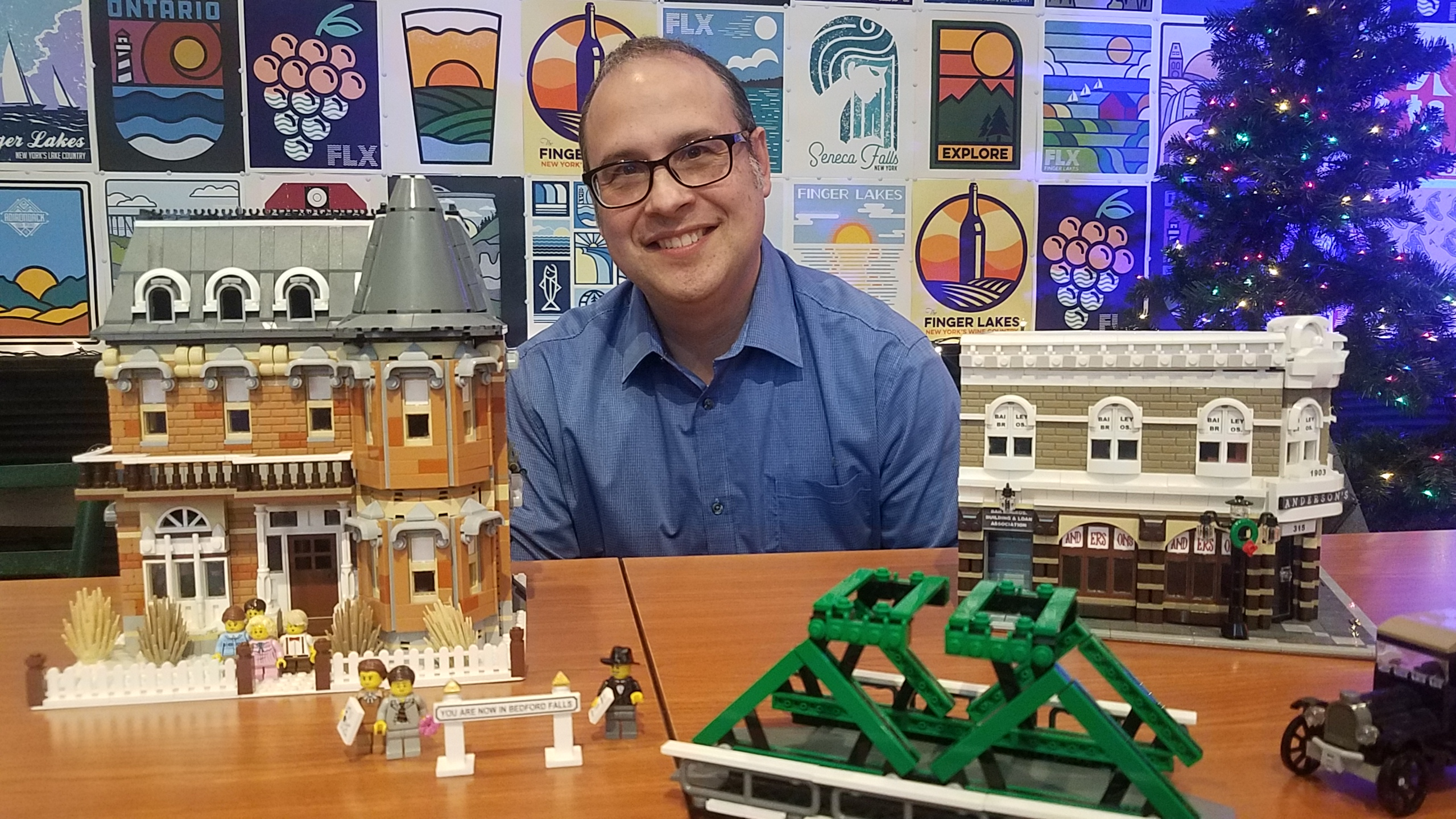 AROUND THE LAKES: It's A Wonderful LEGO Life w/ Jason Middaugh (podcast)