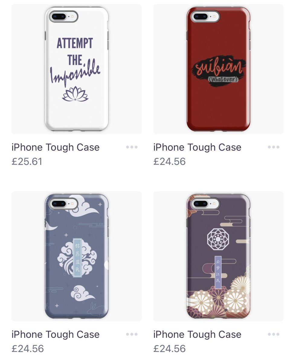 So my phone case has cracks finally cus I've dropped it so many times so... help me pick a replacement!