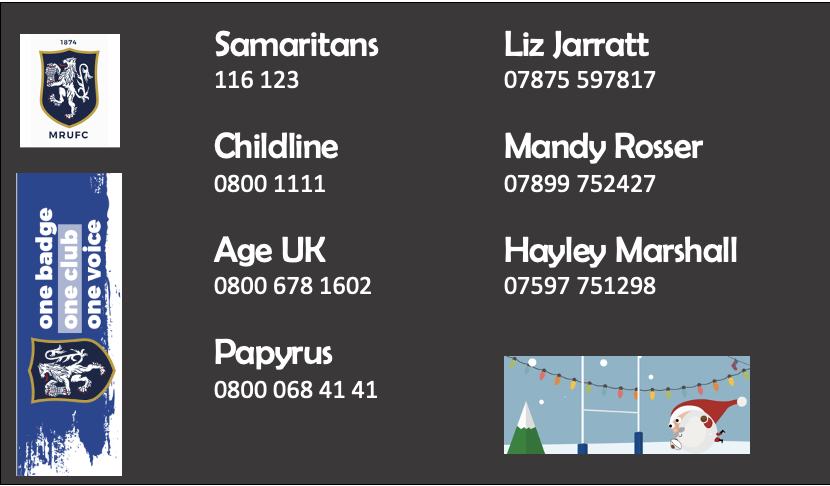 test Twitter Media - ☎️ If you're feeling alone or isolated this Christmas please reach out... The helplines below are staffed by trained volunteers who are ready and able to help.  We also have our Mental Health First Aiders 💙  📞 Remember to #MakeThatCall and check in on your friends and family. https://t.co/H6xnW1fxMG