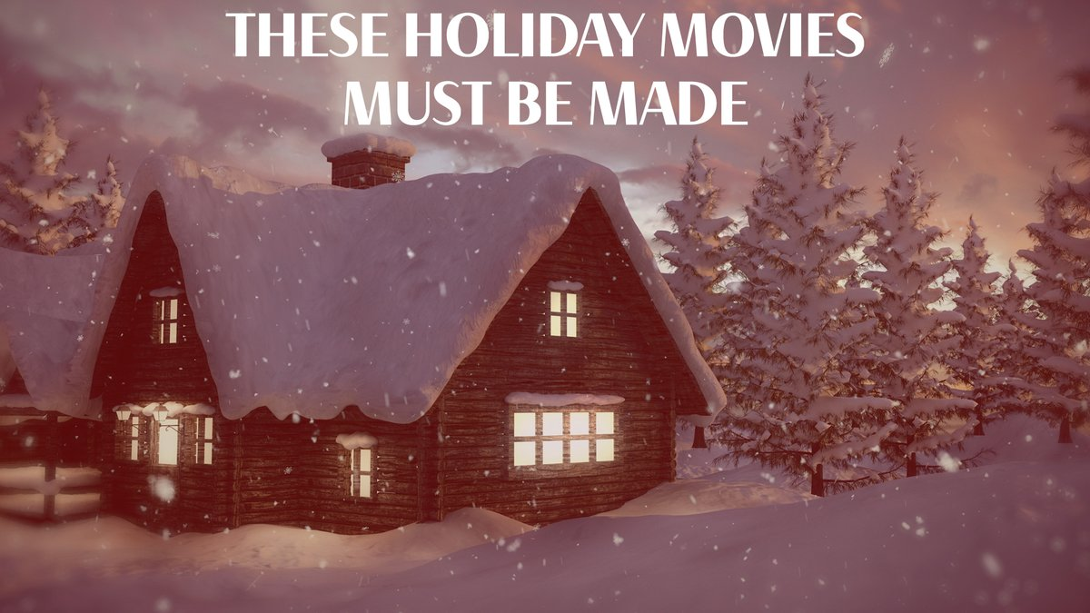 It's time to stop making shitty holiday movies and start making these not shitty ones