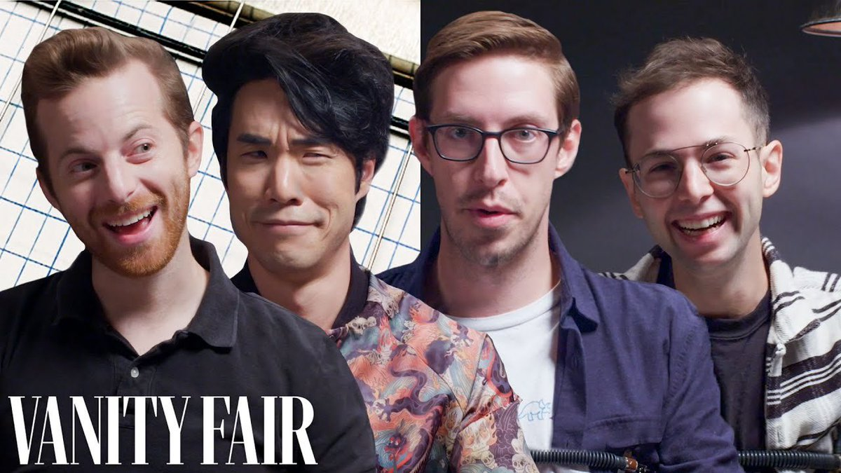 The LIE guys have returned! Tons of juicy secrets were revealed in this interview!🤫 Watch us take a lie detector test with @VanityFair