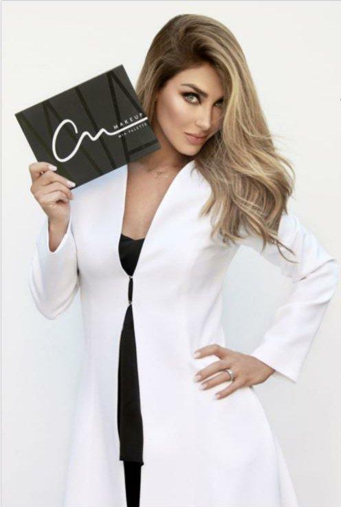 Para verte más bella @Anahi lanza su nueva línea de maquillaje #AnMakeUp para darle voz y poder a las mujeres de espíritu libre. A partir de hoy ya los puedes adquirir a través de @Mercadolibre (únicamente en México) esperando expandirse pronto a toda Latinoamérica.