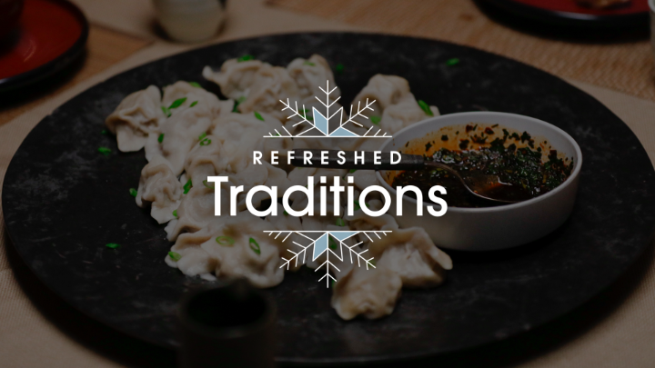 Here's how the Seung's show you how they refreshed their traditional recipes this winter, how will you mix it up this holiday?